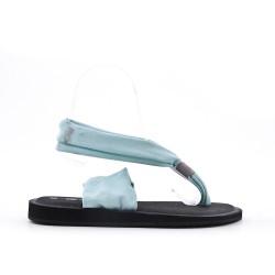 Sandale Tong verte