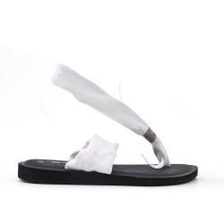 Sandale Tong blanc