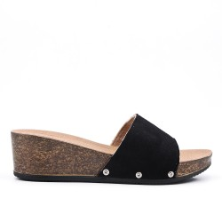Available in 5 colors -Cap with thick sole