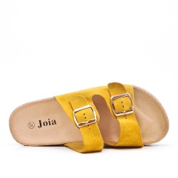 Available in 8 colors - Plate with buckle