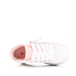 White child tennis lace