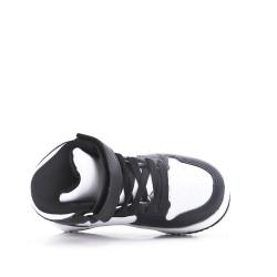 Zapatillas altas para niños scratch
