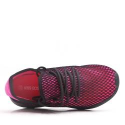 Basket à lacet