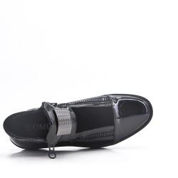 Zapatillas de baloncesto bi-material