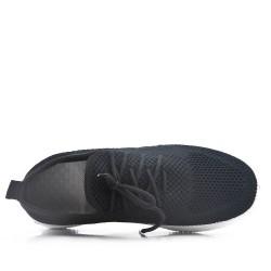Zapatilla deportiva con cordones para hombre