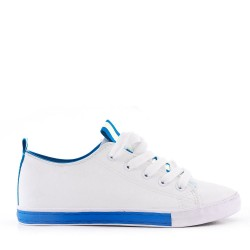 Lace-up tennis