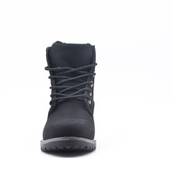 Woman's classic boot with lace