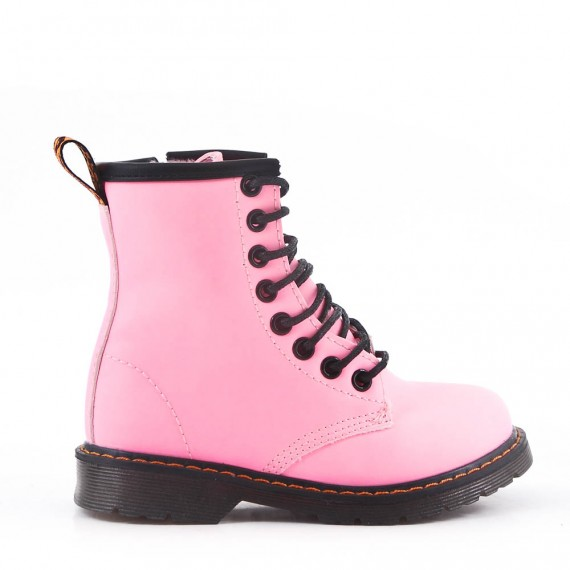 WHOLESALE SHOES-Girl's lace-up ankle boot