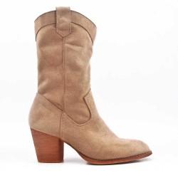 Botas estilo vaquero