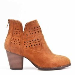 Spring Summer botines de tacón mujer zapatos