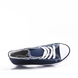 Zapato tenis de lona