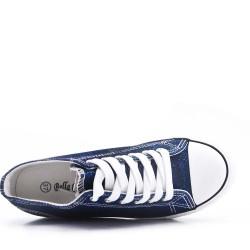 Tennis shoes with 5 cm inner heel