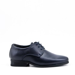 Derby child lace-up