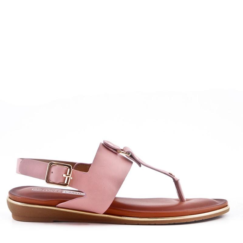 sandales simili cuir noir, chaussures femme grande taille