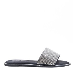Glitter slipper for women