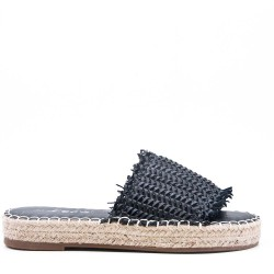 Slip-on espadrille sole