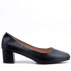 Big Size39-43 -Tone Low Heel Pump