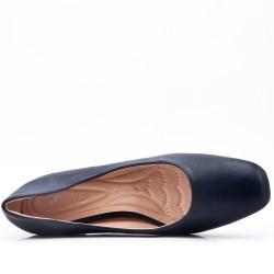 Big Size39-43 -Tone Low Heel Pump