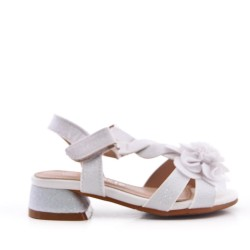 Flower girl sandal