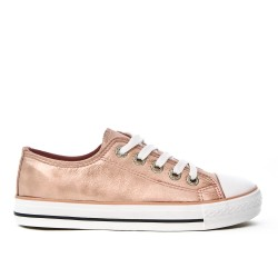 Pink lace tennis