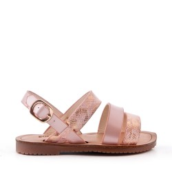 Girl's Flat Sandal