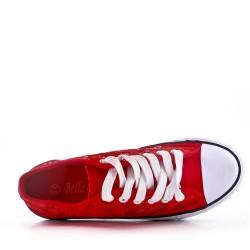 Lace Up Tennis Shoes