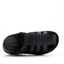 Sandalia para niños con rasguño