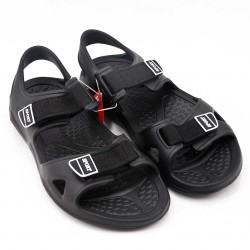 Men's mix color plastic sandal