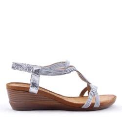 Women's wedge sandal