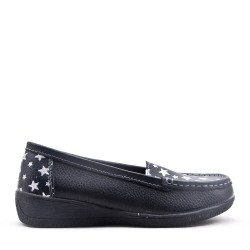 Chaussures confort en cuir