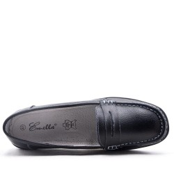 Tailles 40-44 Chaussures confort en cuir