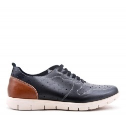 Sizes 39-45 Faux leather comfort shoes