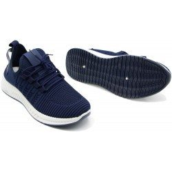 Sizes 39-45 Men's textile basket with lace