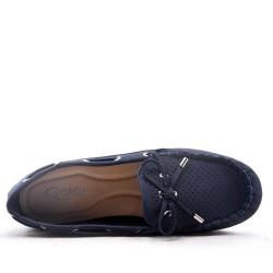 Sizes 37-42 Women's mocassin in faux leather