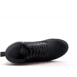 Zapatillas de piel sintética para hombre