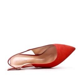 Women's heeled pump