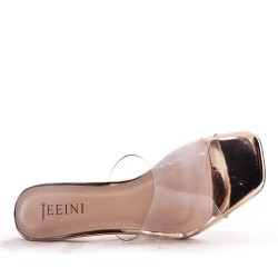 Sandalia de tacón para mujer