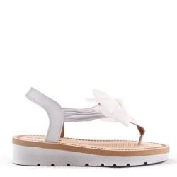 Sandale à semelle épaisse