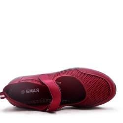 Textile comfort shoes