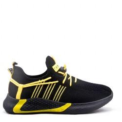 Men's lace-up sneaker