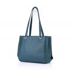 ANDIE BLUE - Handbag with shoulder strap