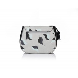 ANDIE BLUE - Printed shoulder bag