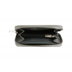 CLIO BLEU -  Zipped wallet