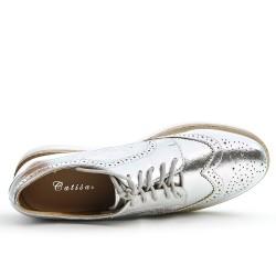 Richelieu silver lace