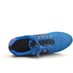 Blue basket with thick sole