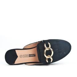 Black slate with bangs