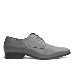 Gray Derby Lace