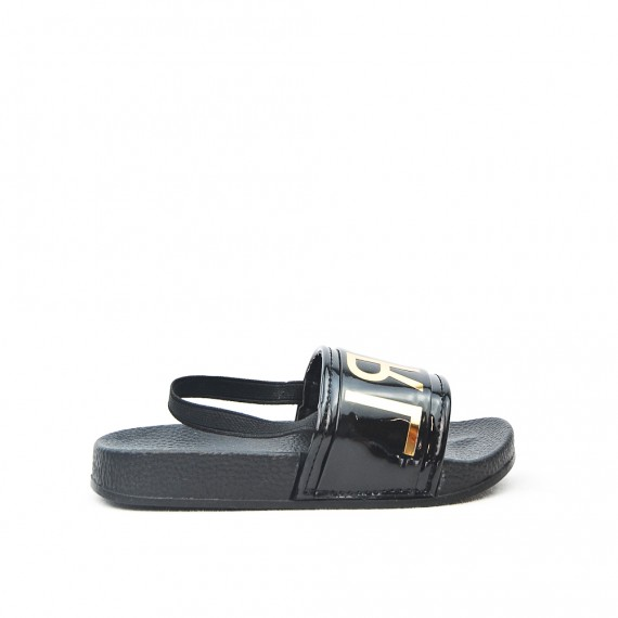 Sandale fille noire
