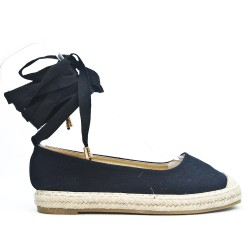 Available in 7 colors Canvas Espadrille