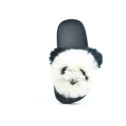 Sandale ours fille noire